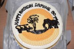 Birthday wishes to the amazing elephant conservationist Daphne Sheldrick